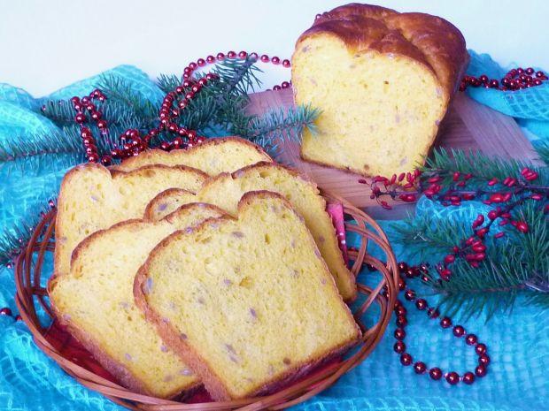 Przepis  chleb z dynią i ziarnami słonecznika przepis