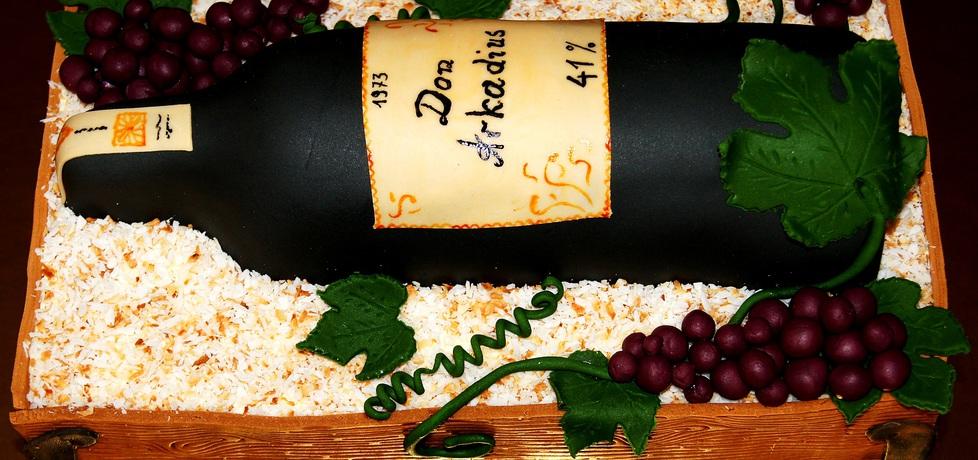 Tort dla prawdziwego konesera wina (autor: ania84 ...