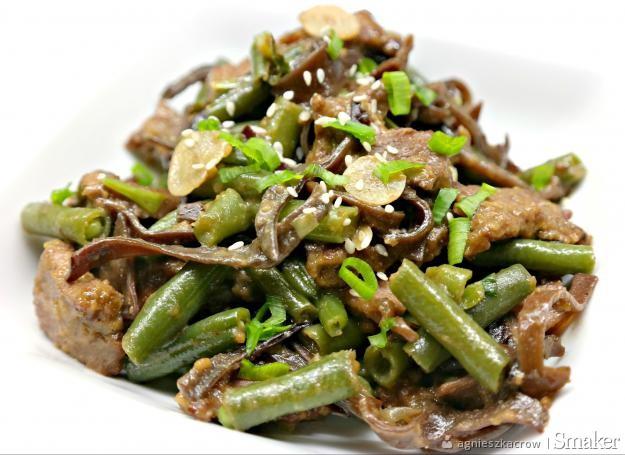 Pyszna wołowina po wietnamsku