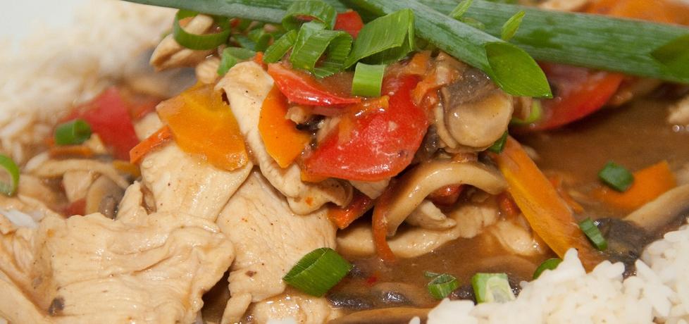 Przepis dnia iii, odc. 57: kurczak po chińsku z warzywami (autor ...