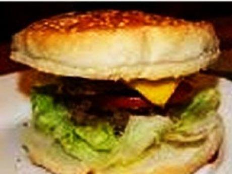 Przepis  hamburger lifestyle z sosami przepis