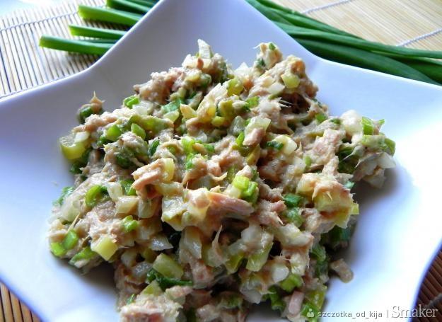 Pasta z tuńczyka- lekka i wyrazista