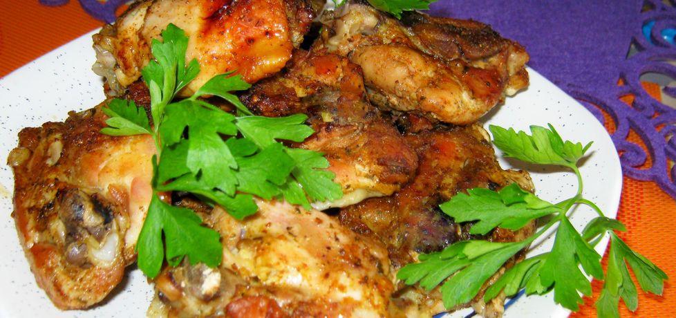 Nogi kurczaka z piekarnika (autor: katarzynka455)