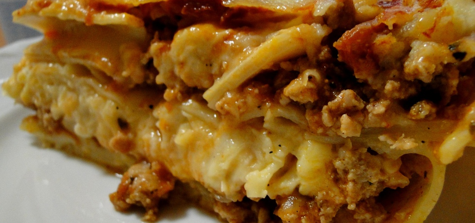 Lasagne bolognese (autor: agnieszkab)