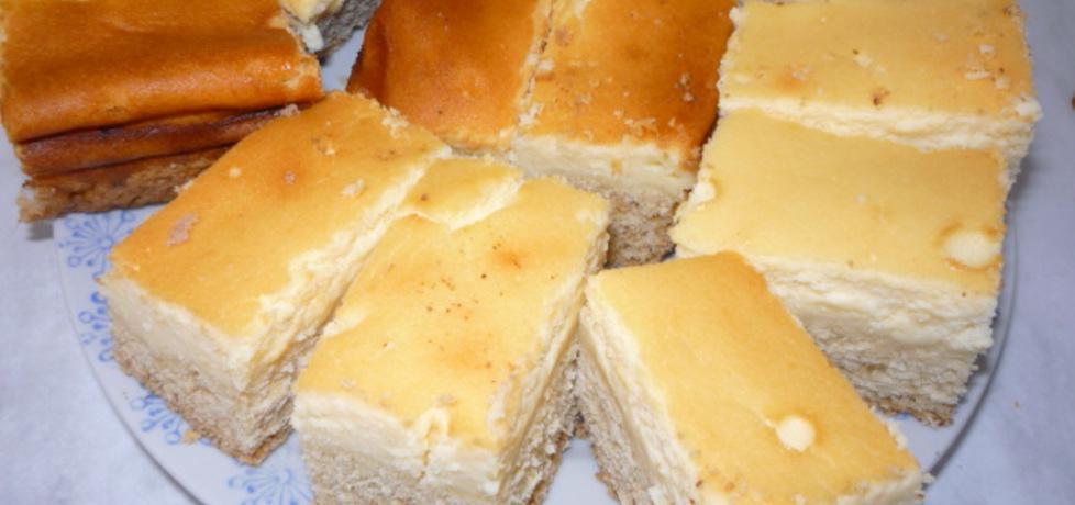 Placek z serem owocówki (autor: owocowka)