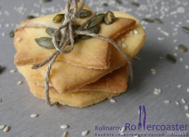 Ciasteczka kruche w wersji codziennej