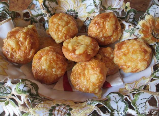 Pogacze  kluski pieczone kuchni węgierskiej