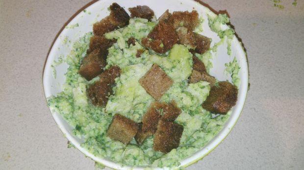 Przepis  sałatka brokułowa przepis