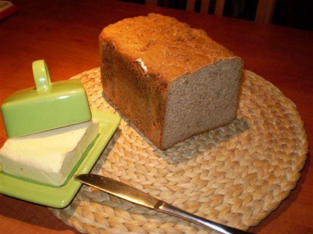 Przepis  chleb razowy chłopski z automatu przepis