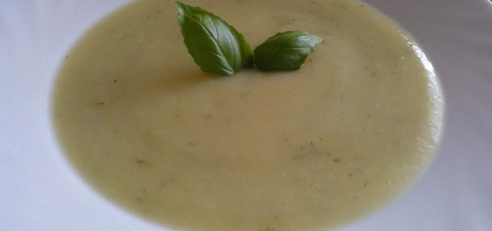 Zupa krem z kalafiora. (autor: peppermint91)