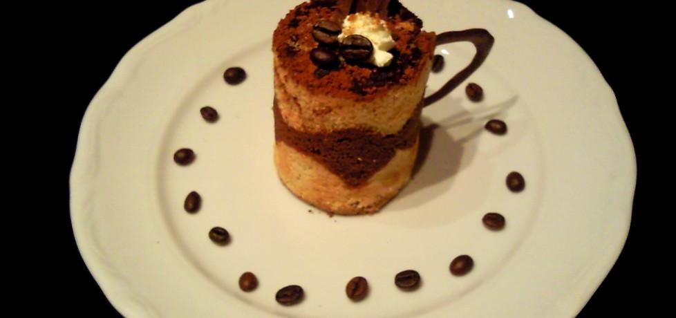 Joconde cake, czyli pomysł na tiramisu. (autor: iwusia ...