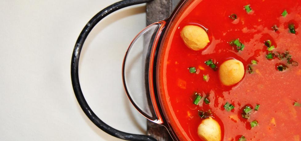 Zupa krem z pieczonej papryki (autor: rng-kitchen)