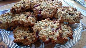 Ciasteczka owiane  prosty przepis i składniki