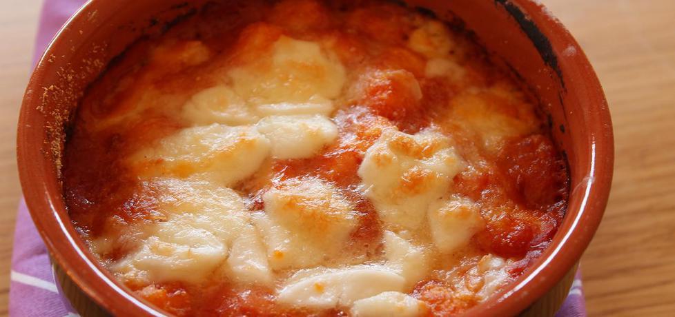 Gnocchi zapiekane w pomidorach pod mozzarellą (autor: iwonadd ...