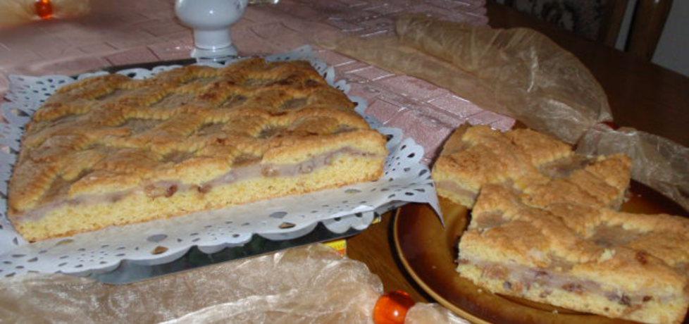 Ciasto kruche z musem jabłkowym (autor: gosia56 ...