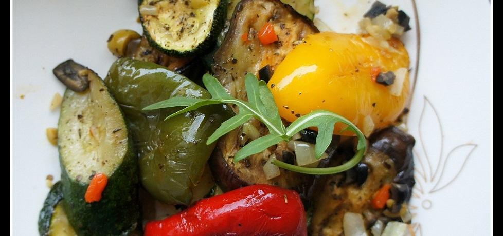 Grillowane warzywa po nicejsku wg. pana michele moran (autor ...
