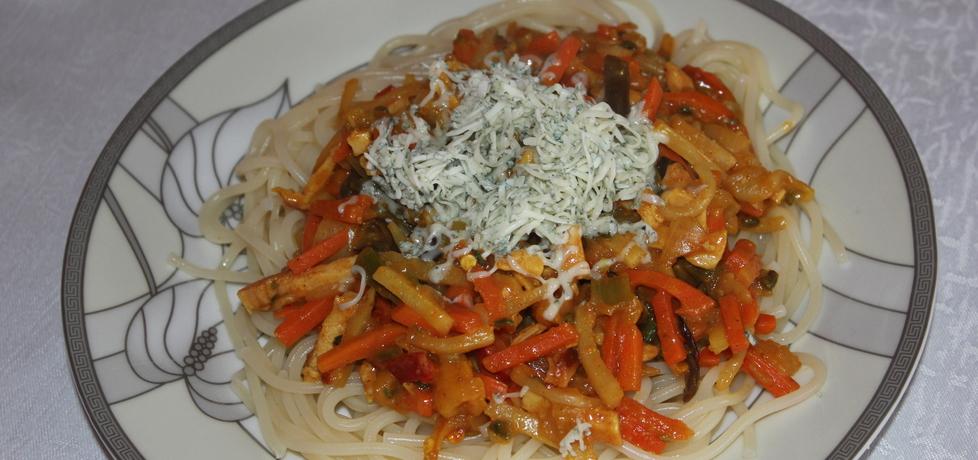 Spaghetti (autor: iskierka.ag)
