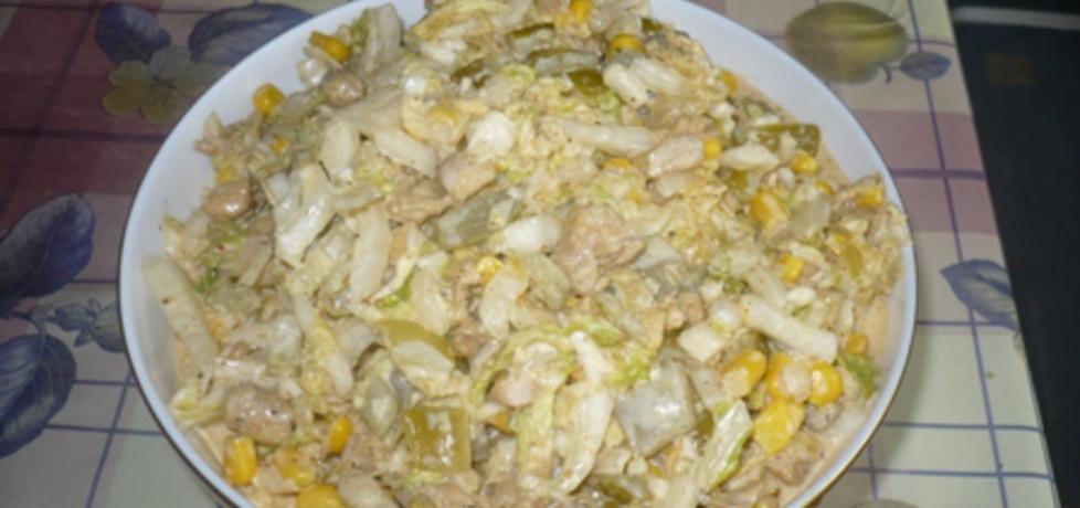Sałatka kebabowa (autor: dianix)