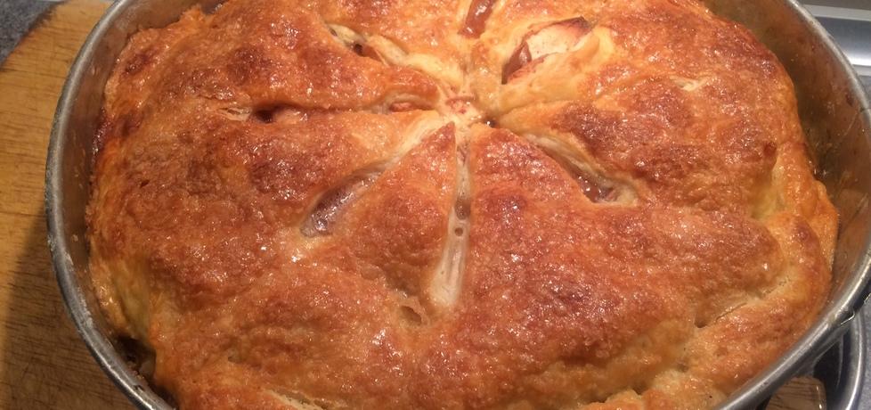 Apple pie czyli amerykańska szarlotka (autor: asiatok ...