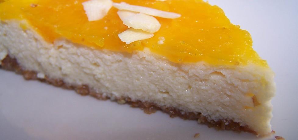 Ciasto serowe mleczny start (autor: caralajna)