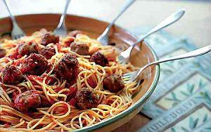 Spaghetti z pulpetami  prosty przepis i składniki