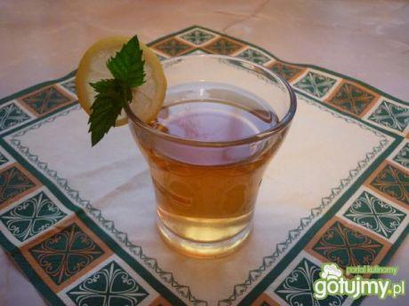 Przepis  koktajl z miodem pitnym przepis