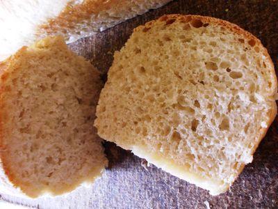 Domowy chleb ziemniaczany