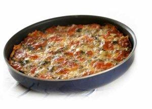 Szwajcarska pizza serowa  prosty przepis i składniki