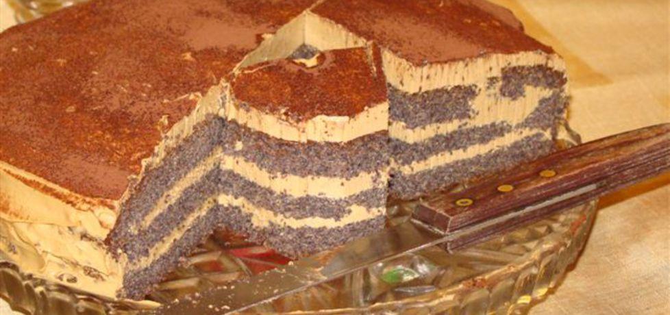 Tort makowy (autor: katarzynakate1980)