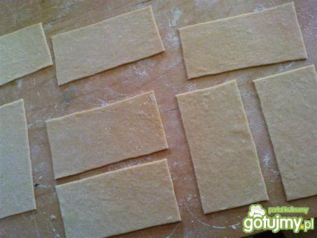 Przepis  domowy makaron lasagne przepis