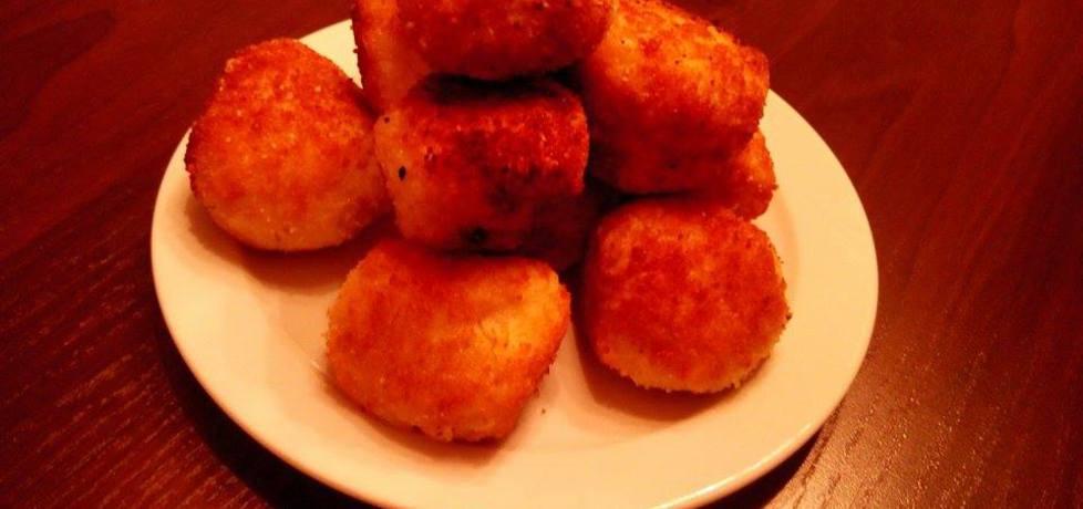 Kulki ryżowe z serem niskotłuszczowym (autor: bartek