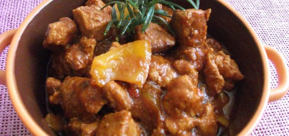 Gulasz węgierski z wieprzowiny (autor: adelajda)