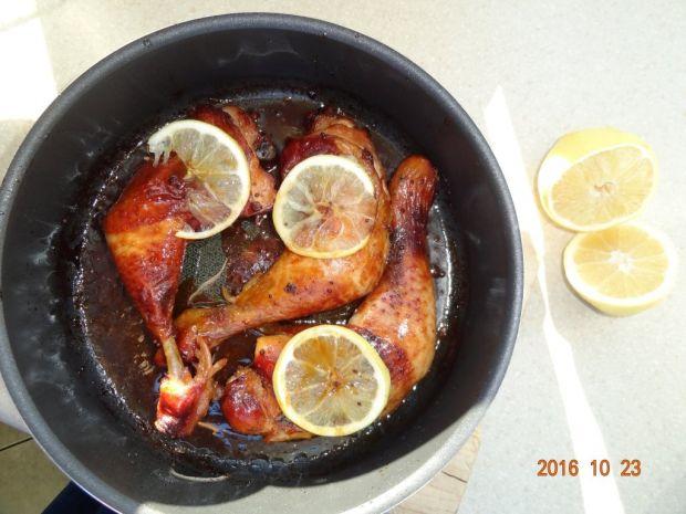 Przepis  kurczak w cytrynach przepis