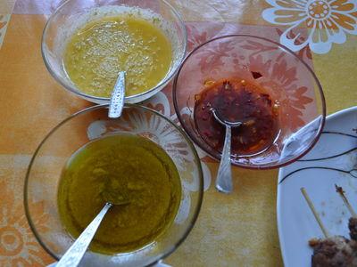 Sosy sałatkowe