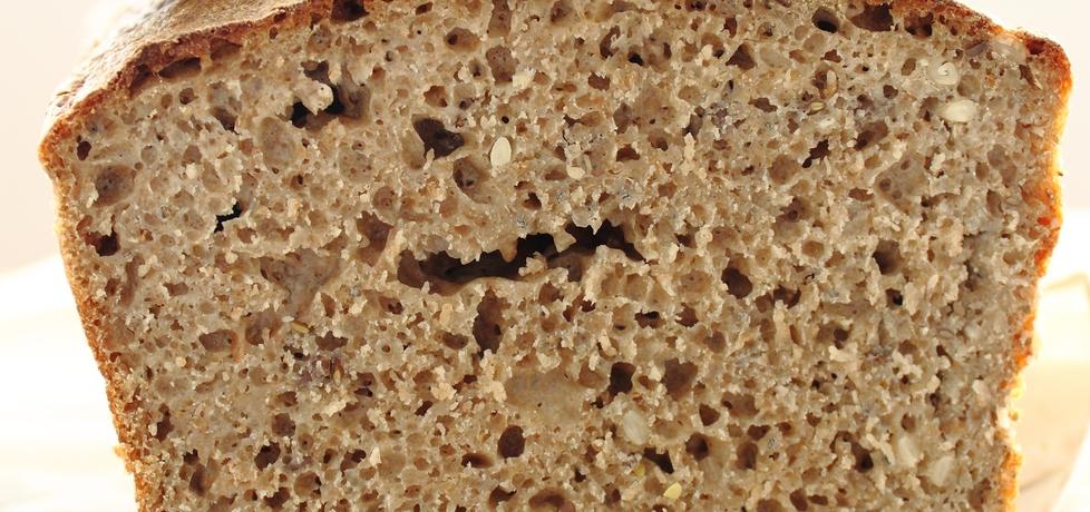 Chleb na zakwasie, orkiszowo