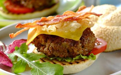 Amerykańskie burgery