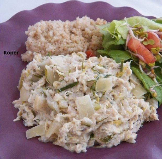 Przepis  potrawka z indyka i kurczaka przepis