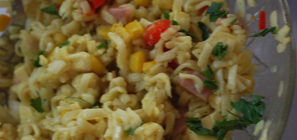 chinska salatka (autor: dorotka0000025)