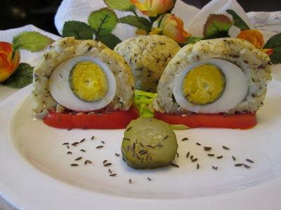 Przenikliwe jaja