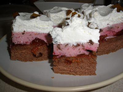 Ciasto ze śliwką węgierką