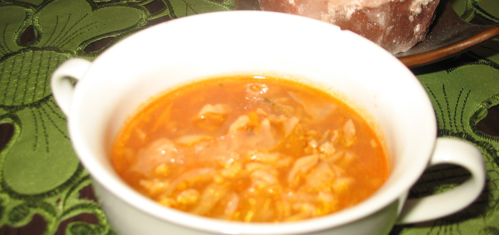 Zupa gołąbkowa (autor: berys18)