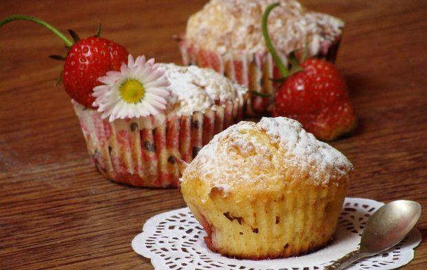 Przepis  jogurtowe muffinki przepis
