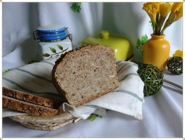 Przepis  prosty chleb wieloziarnisty przepis