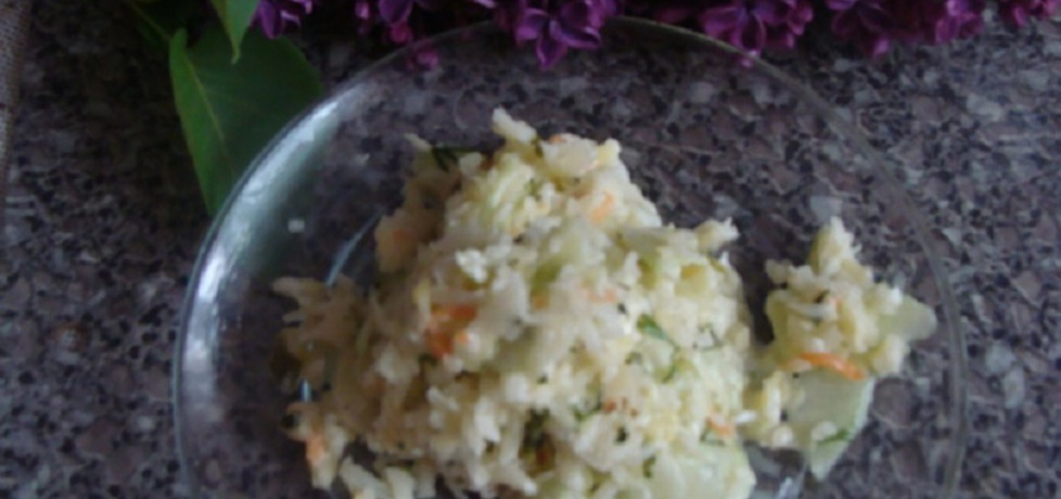 Szybka sałatka na grilla (autor: agnieszka214)