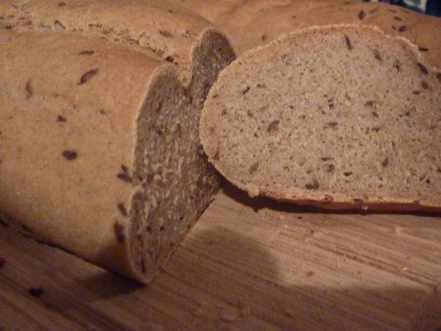 Przepis  chleb z siemieniem lnianym przepis