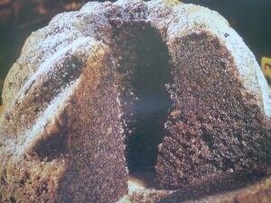 Wielkanocna baba makowa