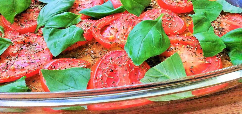 Zapiekanka batatowa z pomidorami i bazylią (autor: futka ...