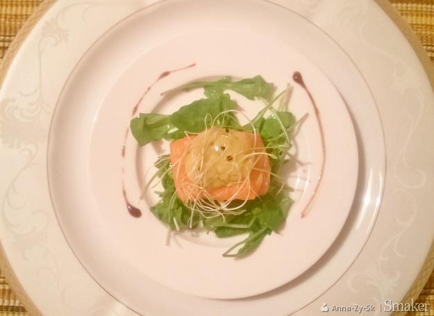 Przystawka z łososia  bardzo szybka i prosta