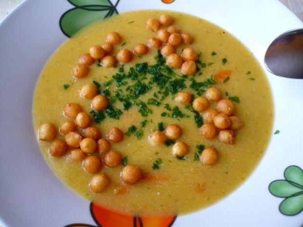 Przepis  zupa krem ogórkowy przepis