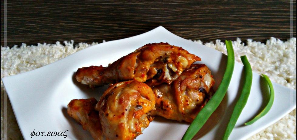 Kurczak na dwa sosy (autor: zewa)